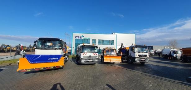 CTE Solution livreaza o flota de 24 de echipamente catre Supercom SA