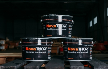NovaTHOR: Protecție ecologică împotriva coroziunii și uzurii