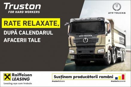 TRUSTON de la ATP Trucks - For hard workers