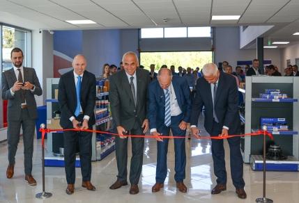 EVW Holding a inaugurat cel mai mare service multimarca de vehicule comerciale si depozit de piese sub brandul TRP