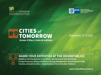 Cities of Tomorrow #9: Green Cities