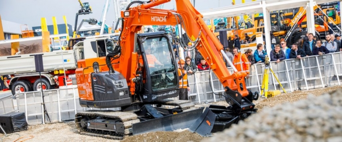 Why the future of compact equipment is electrifying