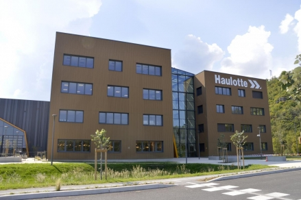 H3: the new Haulotte smart-building