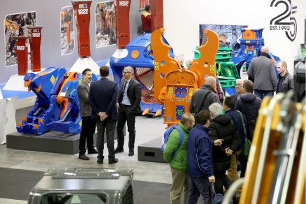 TRADE FAIRS - PIT-STOP FOR SAMOTER AND ASPHALTICA: NEW DATES: 3-7 MARCH 2021