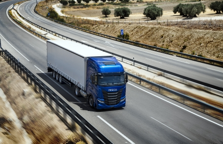 IVECO welcomes the German Federal Council's final decision to extend motorway toll exemption for natural gas heavy-duty trucks