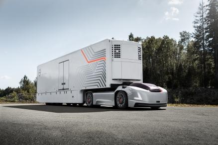 Volvo Trucks prezinta solutiile de transport ale viitorului - autovehicule electrice autonome