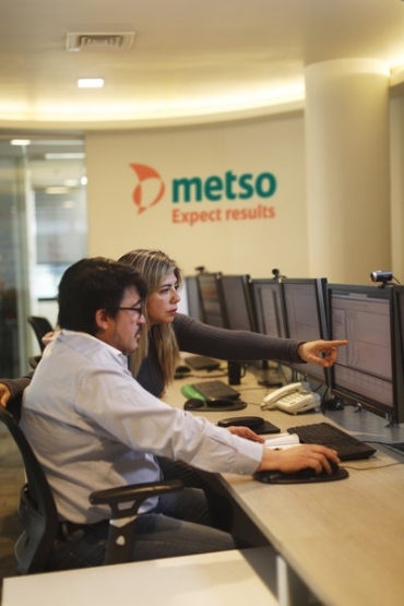 METSO ACCELEREAZĂ INVESTIȚIILE ÎN CAPACITĂȚILE DE MONITORIZARE DE LA DISTANȚĂ DIN CHILE ȘI CHINA