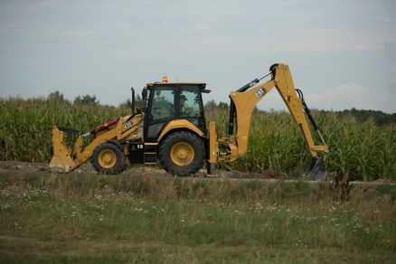New Line of Cat® Backhoe Loaders Deliver Improved Performance and Better Fuel Efficiency