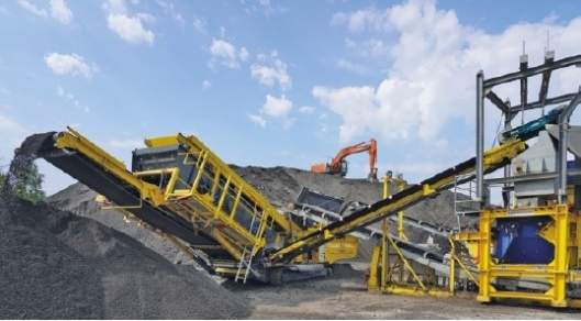 Asphalt recycling with a zero carbon footprint at Famenne Enrobés