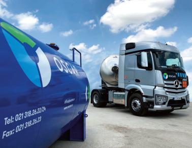 La 20 de ani, OSCAR Downstream deservește peste 5.000 de parteneri prin cel mai mare lanț logistic integrat deținut de o companie românească în industria petrolieră
