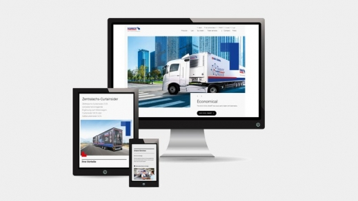 Schmitz Cargobull launches new website