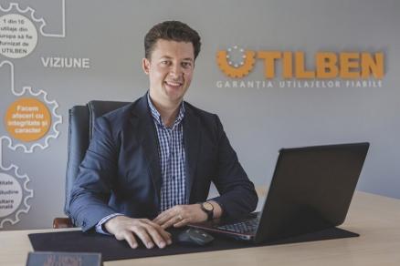 UTILBEN, un exemplu de bune practici - Interviu cu fondatorul companiei UTILBEN, Ruben Marian