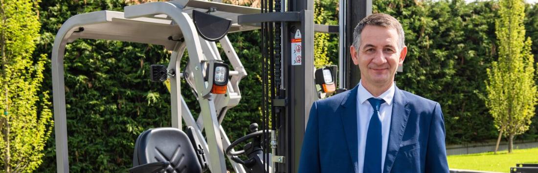 Petre Băbiceanu este noul Director General al Zoomlion Europa