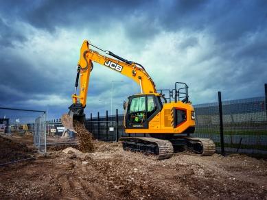 Gama de excavatoare din cadrul seriei X de la JCB s-a îmbogățit cu un nou model