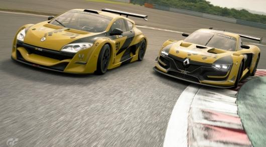 Ambasadorii primului eveniment Renault eSports