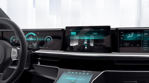Întotdeauna pe poziție: modul în care un cip semiconductor Bosch revoluționează navigația