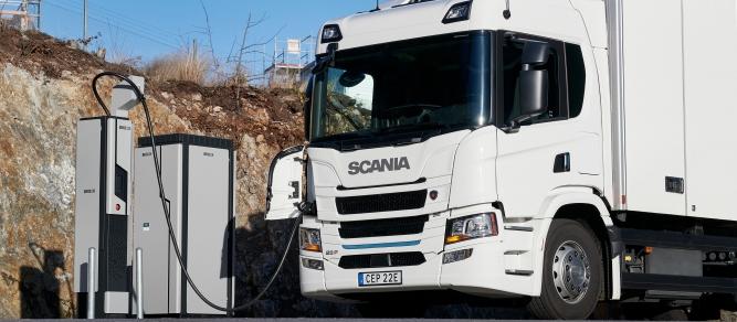 Scania investeste intr-o fabrica de asamblare  de baterii