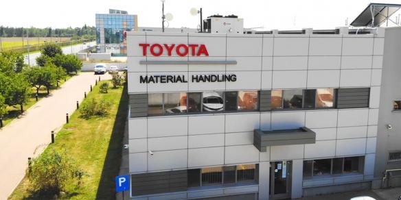 Solutii automatizate pentru depozite oferite de Toyota Material Handling Romania
