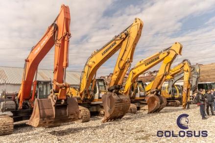 Colosus facilitează relansarea activității economice printr-o serie de  licitații organizate în perioada 25 mai-25 iunie