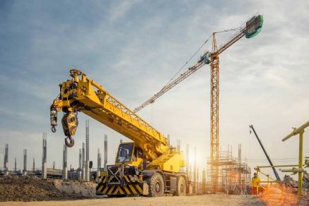 România înregistrează un interes crescut pentru utilaje de construcții second-hand, comparativ cu alte țări din Europa