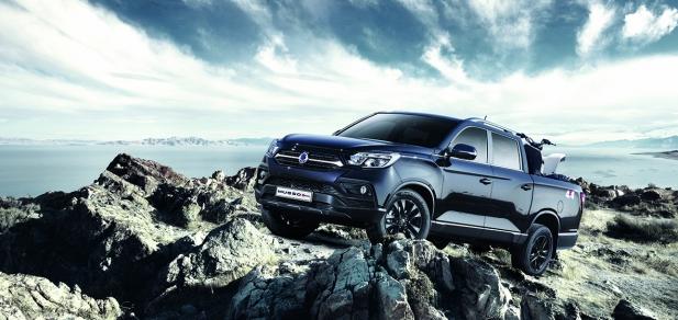 SsangYong va lansa Musso Grand un upgrade al pick-upului Musso cu o bena lungita si capacitate de incarcare marita