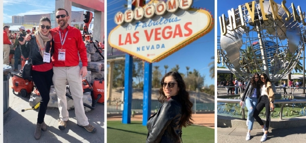 FROM NOT SO ROMANTIC VERONA TO FABULOUS LAS VEGAS, STRAIGHT TO THE CITY OF ANGELS