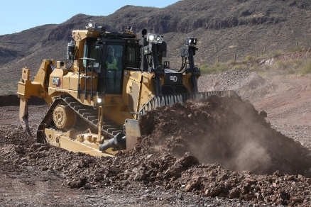 NEW CAT® D9 DOZER LOWERS OWNING AND OPERATING COSTS FOR APPLICATIONS WORLDWIDE