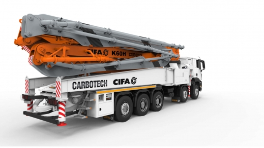 CIFA - 90 de ani de inovatie continua pentru constructia unei noi lumi