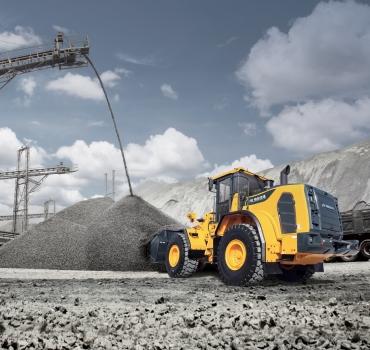 HYUNDAI CONSTRUCTION EQUIPMENT EUROPE (HCEE) A PREZENTAT TREI MODELE DIN NOUA SERIE A DE ÎNCĂRCĂTOARE FRONTALE HL900: HL940A, HL955A ȘI HL960A