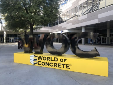 World of Concrete 2021 Announces New Show Dates: June 8-10, 2021; Education June 7-10