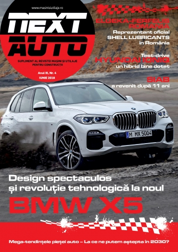 Next Auto- Iunie 2018