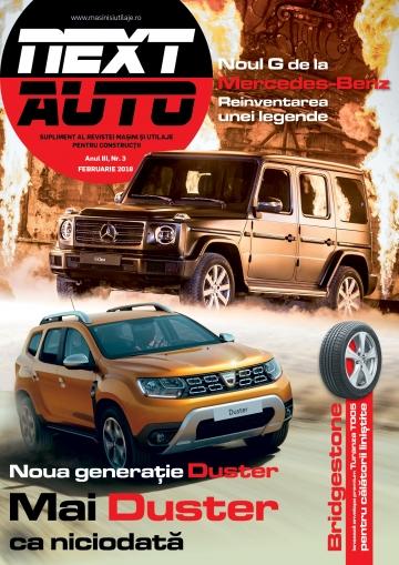 Next Auto - Februarie 2018