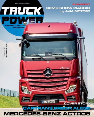 Truck Power - Octombrie 2019